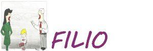 Logotipo de la Asociación Filio