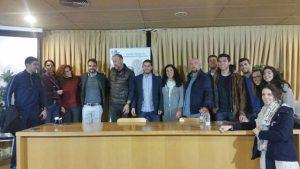 CONFERENCIA CON PEDRO GARCÍA AGUADO Y MENTORIS