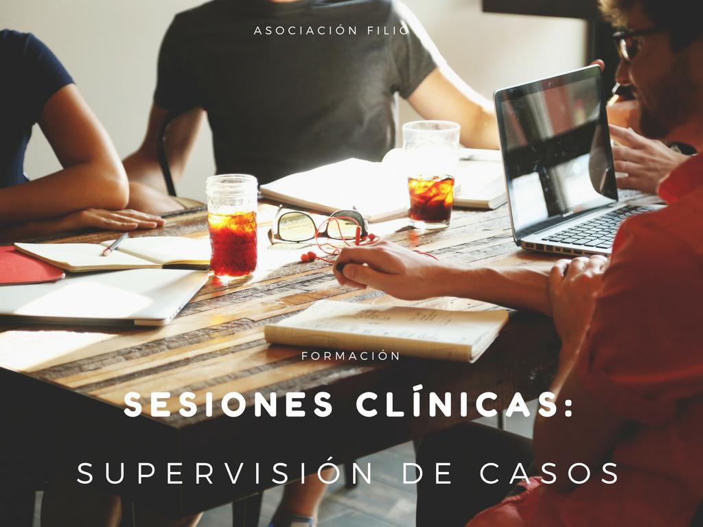 Sesiones clínicas Asociación Filio
