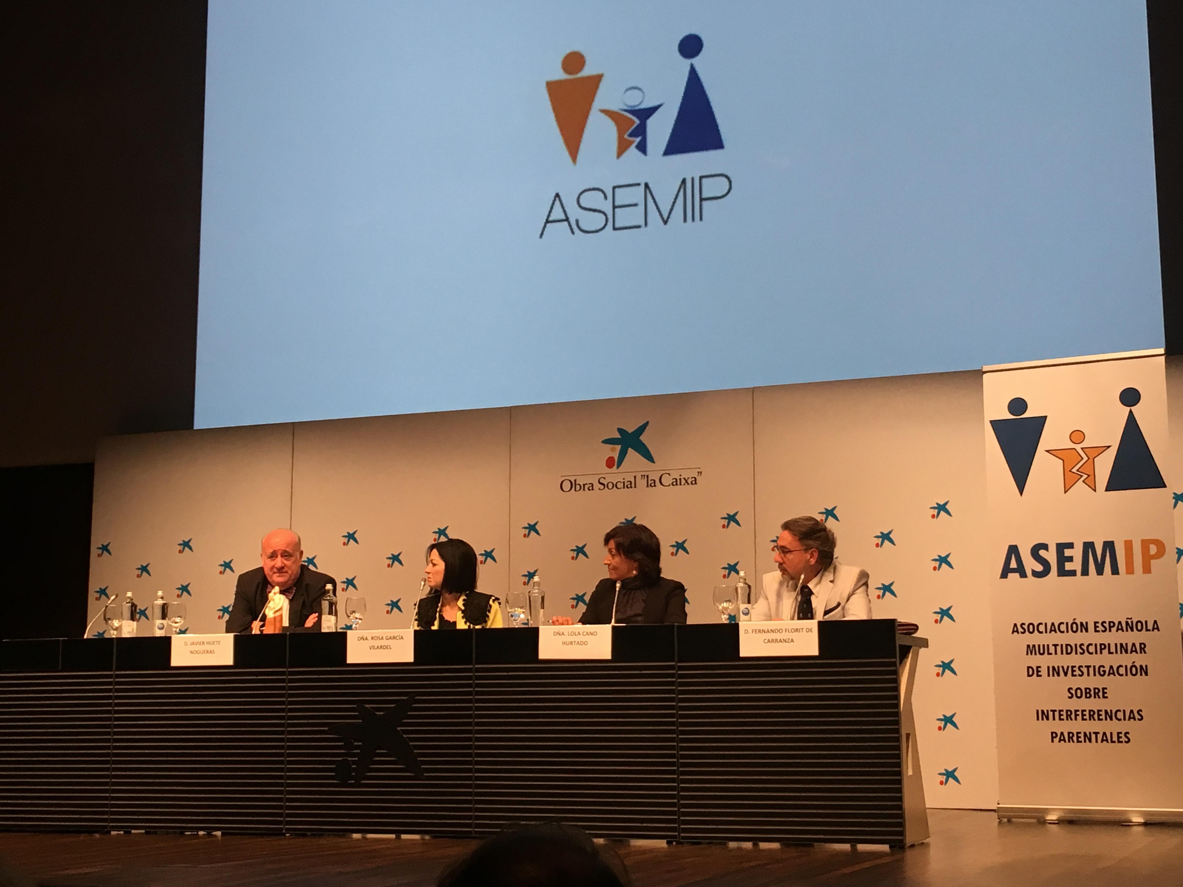 Congreso ASEMIP mesa 1